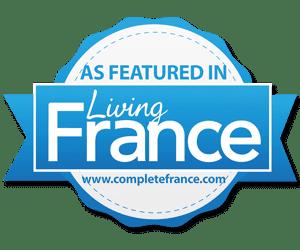 Living in France logo