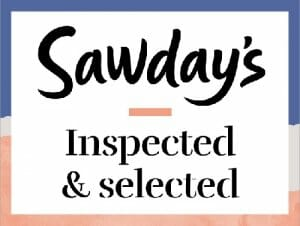 Sawdays landscape badge