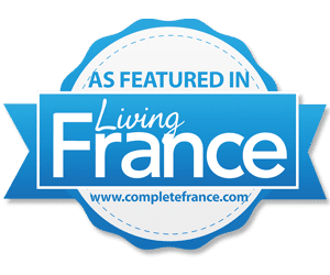 Living in France logo