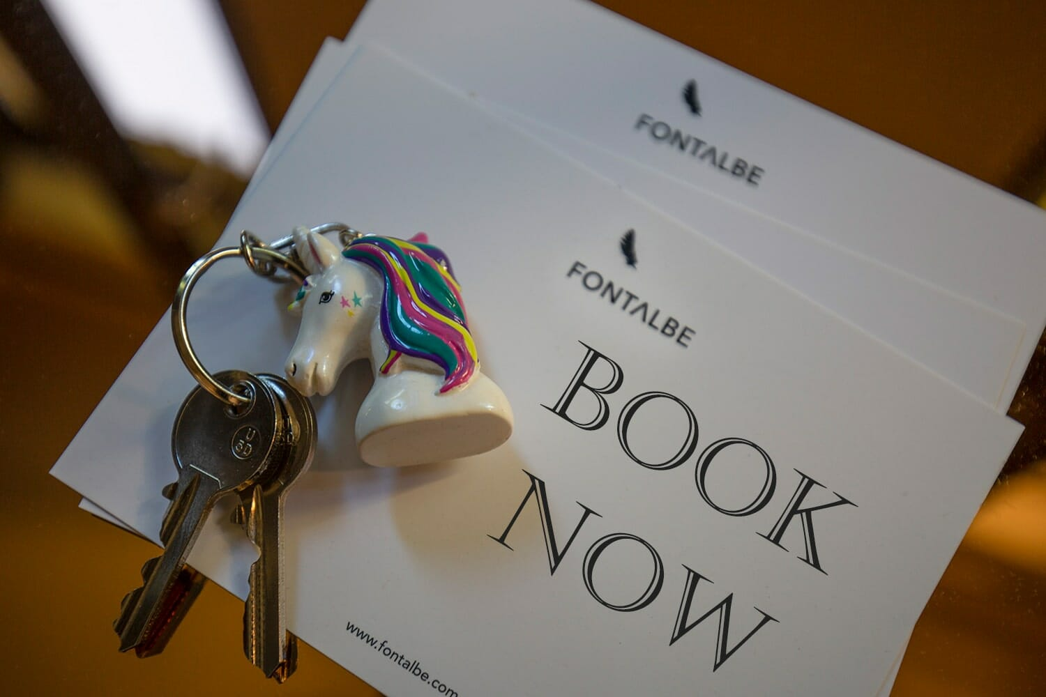 Book your stay here at Fontalbe