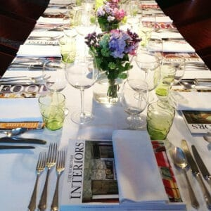 Polochef Dinner Party Table